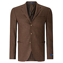 Buy Polo Ralph Lauren Yale Sports Coat, Brown Online at johnlewis.com