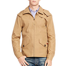 Buy Polo Ralph Lauren Driving Windbreaker Unlined Jacket Online at johnlewis.com