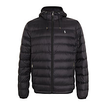 Buy Polo Ralph Lauren Light Weight Down Filled Jacket Online at johnlewis.com
