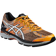 Buy Asics GT-2000 4 Lite Show PlasmaGuard Men's Running Shoes, Orange/Black Online at johnlewis.com