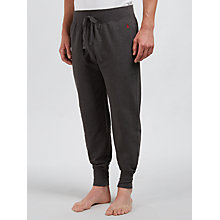 Buy Polo Ralph Lauren Cuffed Lounge Pants, Grey Online at johnlewis.com