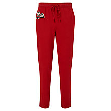Buy Polo Ralph Lauren Logo Jersey Lounge Pants Online at johnlewis.com