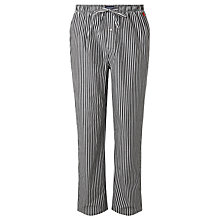 Buy Polo Ralph Lauren Sail Stripe Lounge Pants, Blue/White Online at johnlewis.com