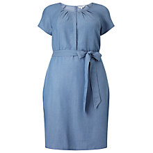 Buy Studio 8 Sylvia Dress, Blue Online at johnlewis.com