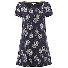 Buy White Stuff Jersey Tunic Top, Illustrator Blue Online at johnlewis.com