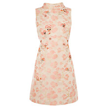 Buy Karen Millen Brooch Dress, Multi Online at johnlewis.com