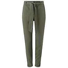 Buy Miss Selfridge Cargo Trousers, Khaki Online at johnlewis.com