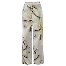 Buy Coast Secily Printed Trousers, Multi Online at johnlewis.com