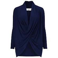 Buy Windsmoor Drape Front Top Online at johnlewis.com