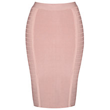 Buy True Decadence Bandage Bodycon Midi Skirt Online at johnlewis.com