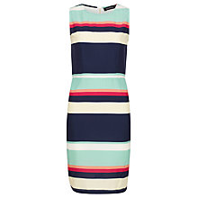 Buy Sugarhill Boutique Eliza Stripe Shift Dress, Multi Online at johnlewis.com