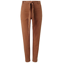 Buy Miss Selfridge Cargo Trousers, Rust Online at johnlewis.com