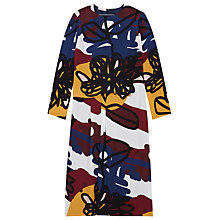 Buy Finery Aldford Graffiti Floral Shift Dress, Multi Online at johnlewis.com