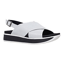 Buy Carvela Kaster Flatform Sandals Online at johnlewis.com
