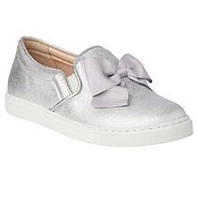Buy L.K. Bennett Beca Slip On Trainers Online at johnlewis.com