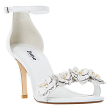 Buy Dune Magnolea Stiletto Heeled Sandals Online at johnlewis.com