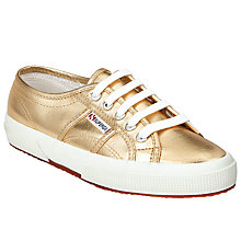 Buy Superga 2750 Cotmetu Plimsolls Online at johnlewis.com