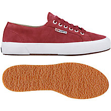 Buy Superga 2750 Sueu Trainer Plimsolls Online at johnlewis.com