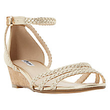 Buy Dune Kassidy Wedge Heeled Sandals Online at johnlewis.com