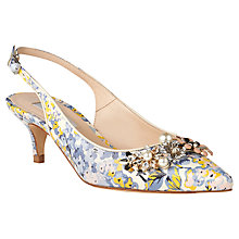 Buy L.K. Bennett Emmie Sling Back Court Shoes Online at johnlewis.com
