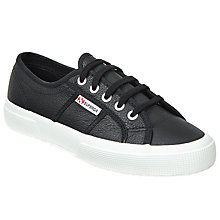 Buy Superga 2750 Efglu Plimsolls Online at johnlewis.com