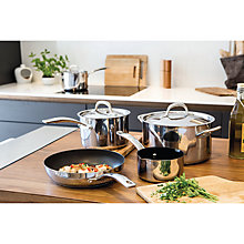 Buy Circulon Ultimum Stainless Steel Pan range Online at johnlewis.com