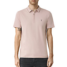 Buy AllSaints Brace Polo Shirt Online at johnlewis.com