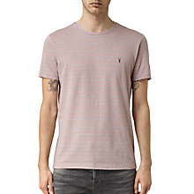 Buy AllSaints August Tonic Crew Neck T-Shirt Online at johnlewis.com