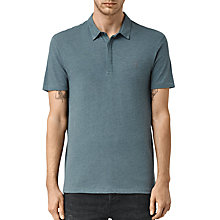 Buy AllSaints Tonic Panel Polo Shirt Online at johnlewis.com