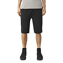 Buy AllSaints Wilde Drop Crotch Sweatshorts Online at johnlewis.com