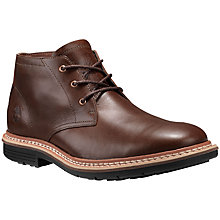 Buy Timberland Naples Trial Chukka Boot, Medium Brown Online at johnlewis.com