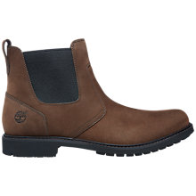 Buy Timberland Stormbuck Chelsea Boots, Dark Brown Online at johnlewis.com