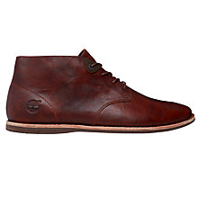 Buy Timberland Revenia Chukka Boots, Brown Online at johnlewis.com