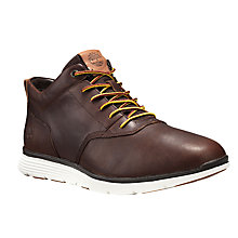 Buy Timberland Killington Half Cab Boots, Brown Online at johnlewis.com