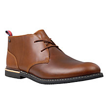 Buy Timberland Brook Park Chukka Boots, Brown Online at johnlewis.com