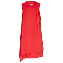 Buy Reiss Aries Tie Neck Dress Online at johnlewis.com