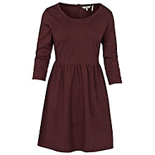 Buy Fat Face Lizzie Dress, Elderberry Online at johnlewis.com
