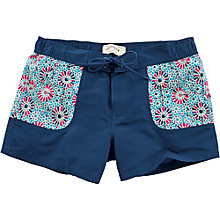Buy Fat Face Geo Star Boardie Shorts, Multi Online at johnlewis.com
