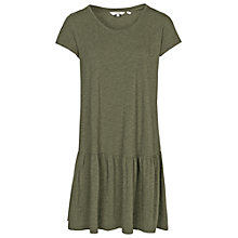 Buy Fat Face Mabel Dress, Seaweed Online at johnlewis.com