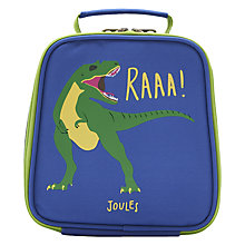 Buy Little Joule Junior Munch Dinosaur Lunch Bag Online at johnlewis.com