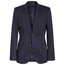 Buy Reiss Tenor Slim Fit Suit Jacket, Navy Online at johnlewis.com