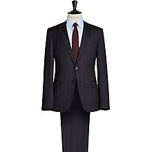 Buy Reiss Horatious Check Tailored Suit, Navy Online at johnlewis.com