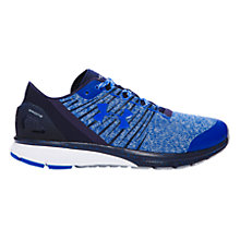 Buy Under Armour Charged Bandit 2 Men's Running Shoes, Blue Online at johnlewis.com