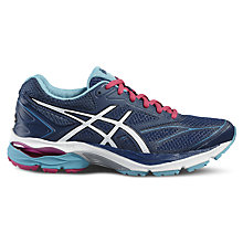 Buy Asics Gel-Pulse 8 Women's Running Shoes, Blue/Multi Online at johnlewis.com