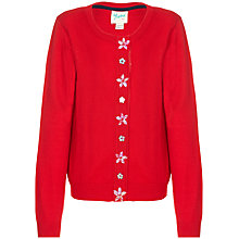Buy Yumi Girl Gem Placket Cardigan Online at johnlewis.com
