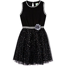 Buy Yumi Girl Sparkle Flower Prom Dress Online at johnlewis.com