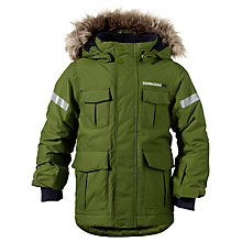 Buy Didriksons Children's Nokosi Parka Online at johnlewis.com