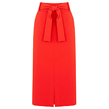 Buy Warehouse Belted Skirt Online at johnlewis.com