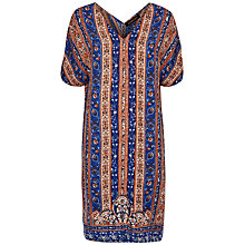 Buy Jaeger Paisley Print Dress, Multi Online at johnlewis.com