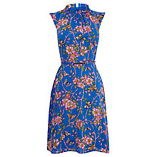 Buy Oasis Climbing Butterfly Skater Dress Online at johnlewis.com